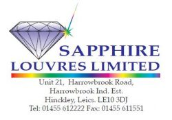 Sapphire Louvres Limited